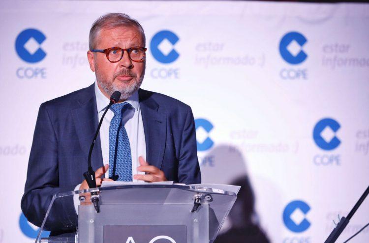Luis Jaramillo, director general de la COPE en Castilla y León