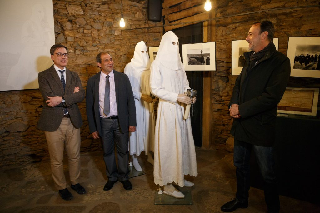 Inauguración del Centro de Interpretación de Semana Santa de Bercianos de Aliste