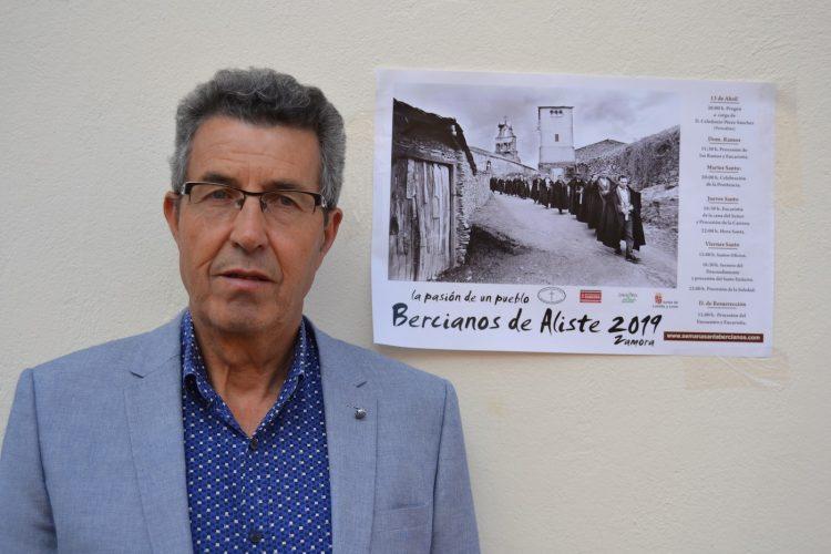 Celedonio Pérez Sánchez, pregonero Semana Santa 2019